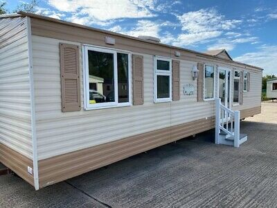 Cheap Dg & Ch Static Caravan For Sale / Mobile Home 3 Bedroom (Offsite)