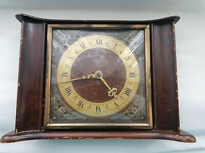 Antique/Vintage Clock Smith clocks and watches Ltd