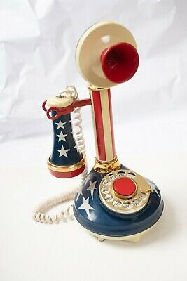 AT&T Western Electric 1973 Spirit of '76 Candlestick Telephone (M2R) USA