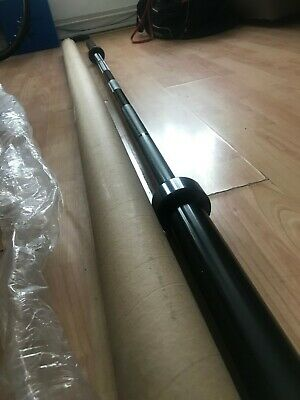 Body Power 7ft Olympic Bar Commercial Gym Weights Barbell 320Kg // 700lb Rated