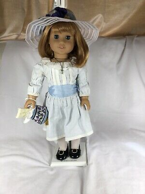 American Girl Nellie O/'Malley Samantha Parkington Friend Pajama PJ Slippers Only