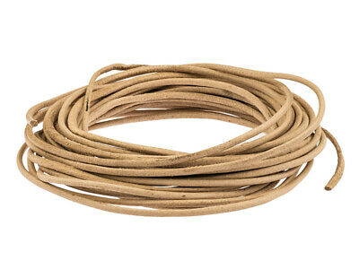 Beadalon Greek Leather Cord 2mm x 5m