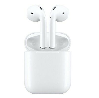 Apple AirPods 2nd Gen Wireless Earbuds w/ Charging Case - (MV7N2AM/A)