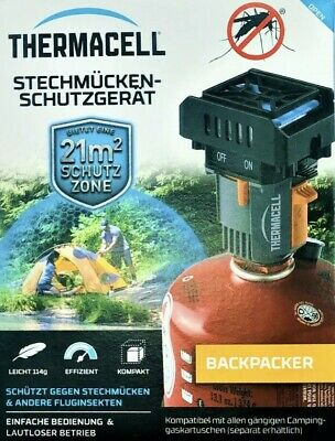 ThermaCELL Backpacker MR-MP Camping/Outdoor NEU/OVP