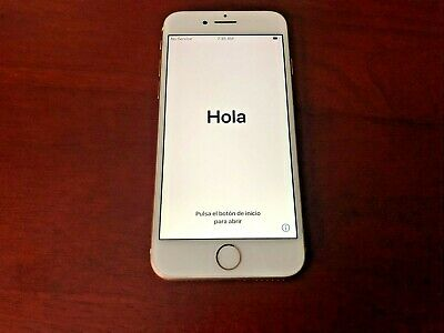 Apple iPhone 8 64GB Unlocked Smartphone - Gold (A1905) AT&T
