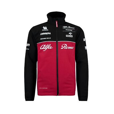 Alfa Romeo Racing Men's Team Softshell Jacket - 2020 - size XXL