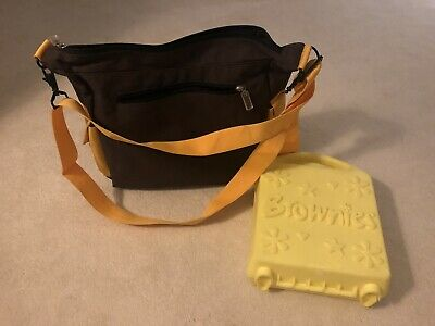 Brownies Satchel And Lunchbox