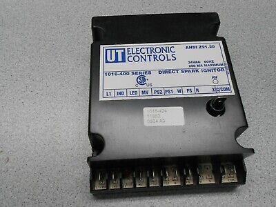 Ut Electronics Control 1018 Series Hot Surface Ignition