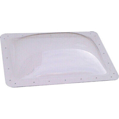 "(clear, 18x 30"" x 10cm ) - Icon Technologies Standard RV Skylight (Base UPC"