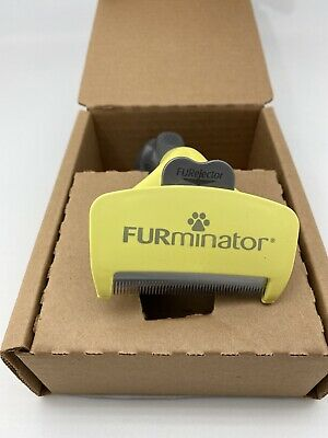 Furminator deShedding Tool,Cleaning Hair comb Remover, for Short hair Large Cat