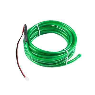 Bendable El Wire Green 3M