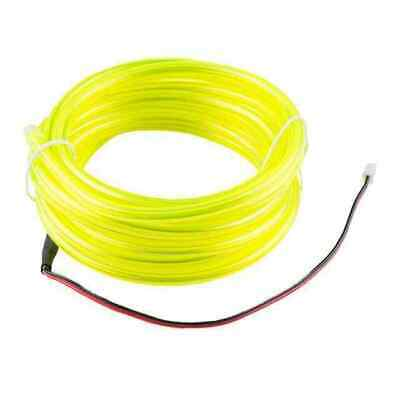 Bendable El Wire Fluorescent Gre