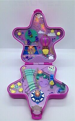 1993 Vintage Polly Pocket Star Case Fairy w//Working Lights Will Consider Offers