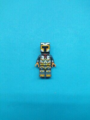 Lego Minecraft Skin 1 Pixelated Minifigure 853610