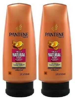 Pantene Truly Natural Hair Curl Defining Conditioner Moisture Natural Hair 12oz 6 95 Picclick