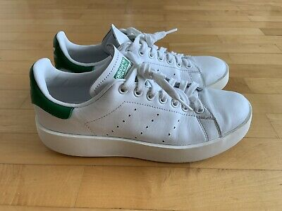 ADIDAS STAN SMITH BOLD Ugly Sneaker Sportschuhe Grunge Boho