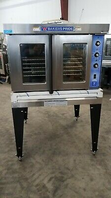 Bakers Pride GDCO-G1 Cyclone Series Natural Gas Single Deck Full Size Convection