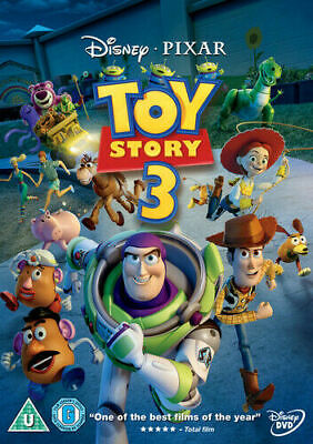 Toy Story 3 DVD (2010) Lee Unkrich cert U (2b)