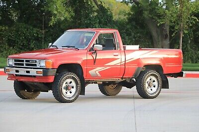 1988 Toyota Pickup 63k Miles, 1-Owner 1988 Toyota Pickup 1-Owner