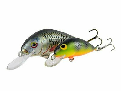 Dorado stick 6cm 4g floating fish swimmers lures trout chevesne colours