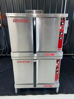 Blodgett Mark V Electric 208 Volt 3 Phase Commercial Gas Convection Oven