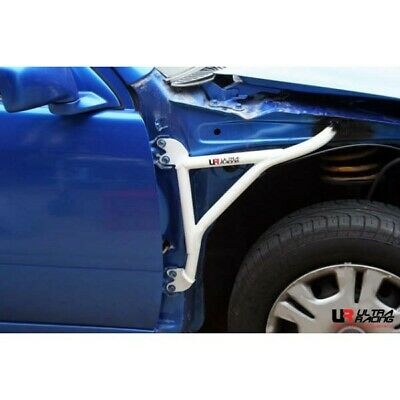 82 90 //91 Front Lower Bar Member Brace Ultra Racing For Toyota Starlet EP 80