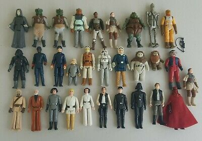 Vintage Star Wars Figures B Please choose from selection Many to choose from