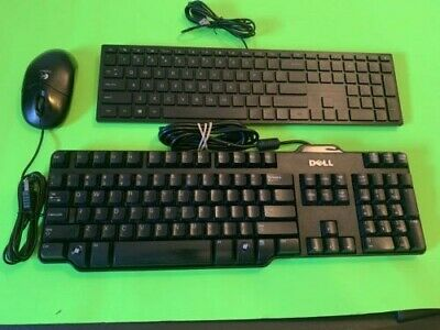 Dell Genuine Wired Keyboard USB Model SK-8115 - ACER Keyboard and mouse