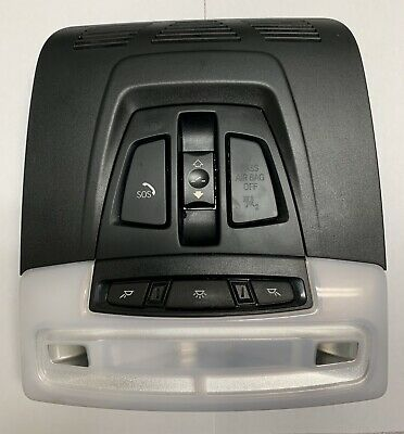 1990-97 Lincoln TownCar Sun//Moon Roof Switch Button steel part