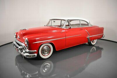 1953 Oldsmobile Eighty-Eight Super Holiday Coupe 1953 Oldsmobile Eighty-Eight, Red with 52594 Miles available now!
