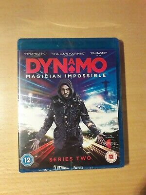 Dynamo - Magician Impossible: Series 2 Blu-ray (2012) Dynamo cert 12 Great Value