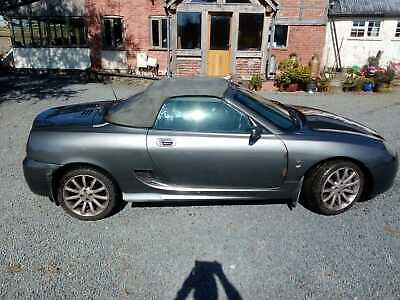2003 MG TF 160 - 10 Months MOT
