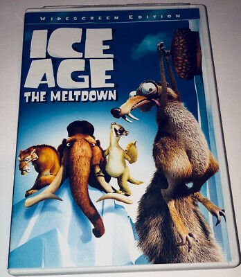 Ice Age The Meltdown Dvd Disc Only In Jewel Case 6 49 Picclick