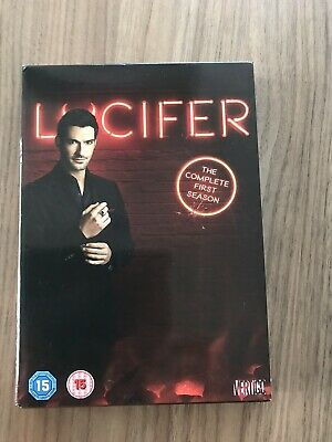 Lucifer - The Complete First Season DVD