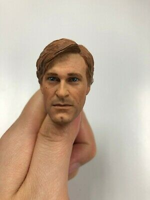 "Batman Two-Face Harvey ""Apollo"" dent 1//6 Head Model Fit 12/'/' Action Figure"
