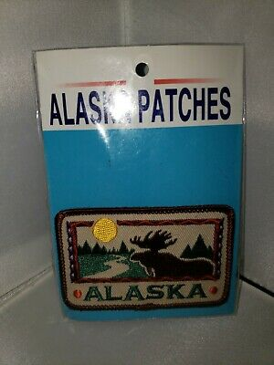 Alaska Patch Moose