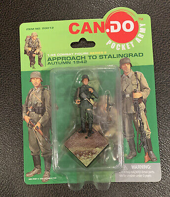 """CanDo Pocket Army 20012 /""""A/"""" 1:35 APPROACH TO STALINGRAD  AUTUMN 1942  NRFB"""