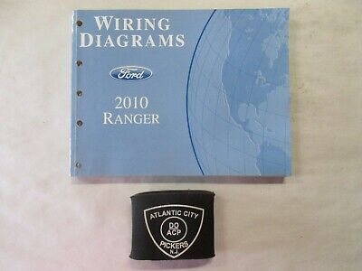 2006 ford ranger truck 2 volume service manual  wiring
