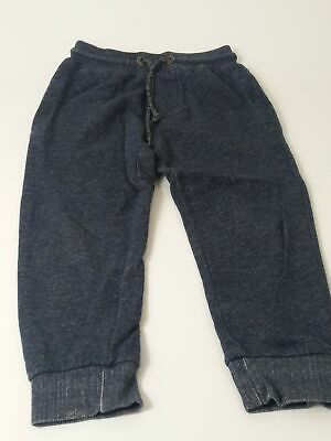 Boys Next Blue Elasticated Drawstring Tracksuit Bottoms Trousers Age 6 Years