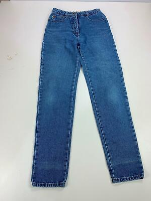 Boys Moschino Junior Blue Straight Leg Casual Denim Jeans Size Kids Age 14 Years