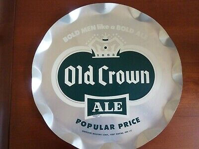 Beer bottle cap OAKHAM brewery ale crown top Peterborough new style