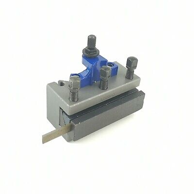 AD2080 4/5 Inch Tool Holder & HSS Blade Parting off tool holder for A1 Multifix