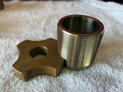 Hardinge Lead Screw and Follower 16 Pitch - Other pitches available!