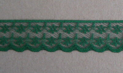 """CRAFT-KNITTING-LACE /""""New Stock/"""" 5mtrs x 28mm Deep Lilac Knitting Eyelet"""