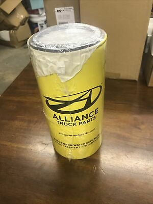 ALLIANCE FUEL FILTER//WATER SEPARATOR ABP-N122-R50551 Lot of 6 NEW