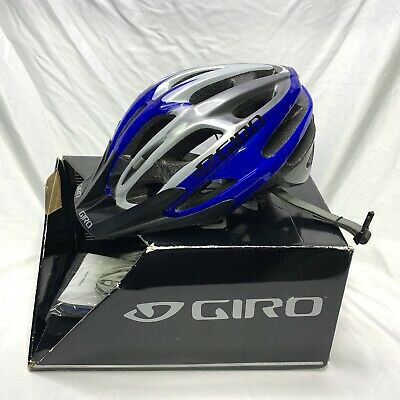 ...Second Quality Size S//M NOS Giro Torero Helmets w//White Shell Lot of Two 2