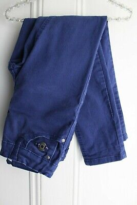 Boys Funky Cobalt Blue Jean Trousers by Mayoral ~ Age 7 (122cm)
