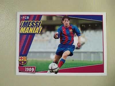 Messi Sticker Panini Liga Spanish 2017 2018 Star Shine Cromo de pegar Barcelona
