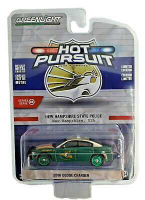 Hot Pursuit New Hampshire State Police 2018 Dodge Charger