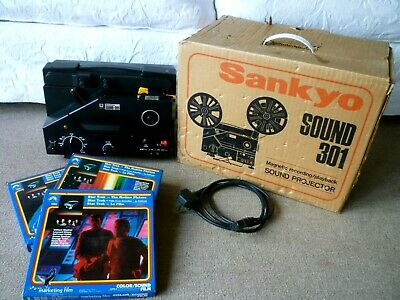SANKYO SOUND 301 SUPER 8mm CINE FILM PROJECTOR MOTOR DRIVE BELT
